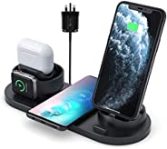 Innoo Tech Fast Wireless Charger, Wireless Charging Stand for iPhone