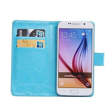 CASE FOR SAMSUNG Handy schützen, 360-Grad-Flip PU-Leder-Telefonkasten Geldbeutel businiss für Galaxy Ace 3/J5/J1 Ace/Trend Duos/Junge 2/Trend Lite/k Zoom für Samsung