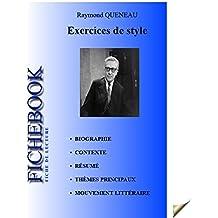 Fiche de lecture Exercices de style