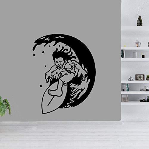 ett Dekoration Wohnzimmer Schlafzimmer Schwimmbad PVC 48CM * 60CM ()