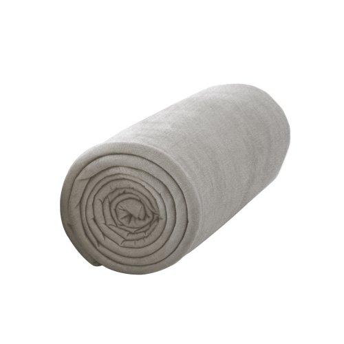 today-017111-premium-drap-housse-coton-mastic-160-x-200-cm