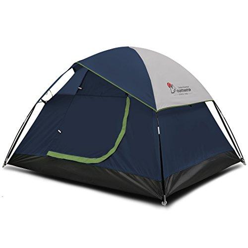 Mountaintop Trekkingzelt für 2 Personen im Test + Erfahrungen und Preise