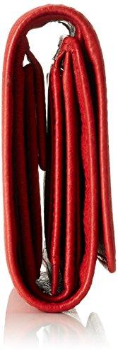 BREE Unisex-Erwachsene Liv 106 Geldbörsen Rot (red 150)