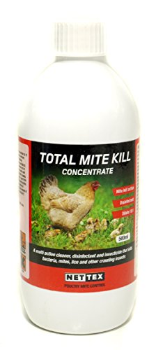 Net Tex Total Mite Kill Liquid Concentrate, 500 ml Test