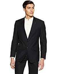 Louis Philippe Men'sRegular Fit Blazer