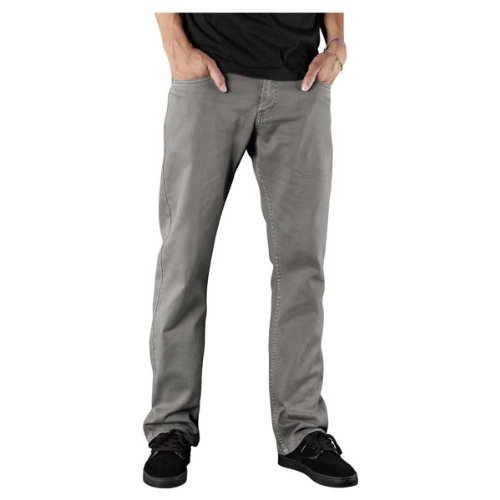 Emerica Pant Prohibit slim 09 gris foncé