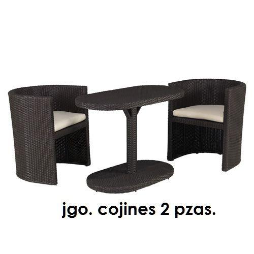 PAPILLON 8091450 COUSSINS P/FAVIGNANA MFR JGO 4Pz BLANC