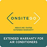 #9: OnsiteGo 1 Year Extended Warranty for Air Conditioners (Rs. 30,001 to 50,000)