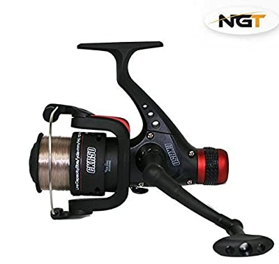 NGT CKR50 Coarse Fishing Reel with 8lb Line by NGT