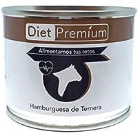 Diet Premium Hamburguesa de Ternera - 100 gr