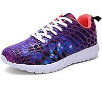 19ce2dd808ebef HUAN Herrenschuhe Paar Schuhe Herren Freizeitschuhe Damen Turnschuhe  Low-Top Atmungsaktive Laufschuhe Leicht