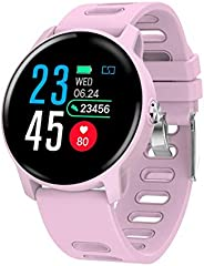 OPTA SB-123 Vesta Bluetooth Wearable Technology IPS Color Display Heart Rate Fitness Band+ All-in-One Activity