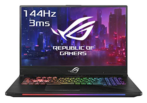Asus ROG SCAR2-G715GV-EV023T PC Portable Gamer 17' Gris...