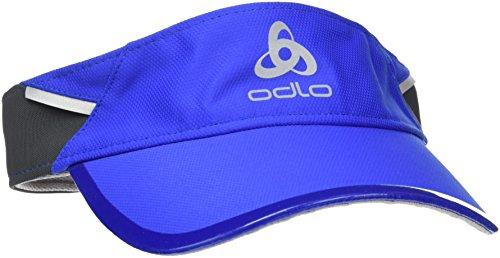Odlo Visor Cap Fast und Light Visierkappe, Energy Blue, L/XL (Blue Light Visor)