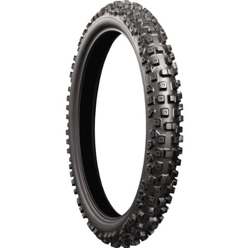 Bridgestone Battlecross X30 Intermediate Front Tire - 80/100-21/Blackwall by Bridgestone