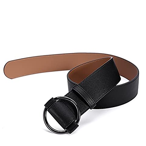 Simple Joker Obi/Casual Ceinture Décorative-Noir One Size