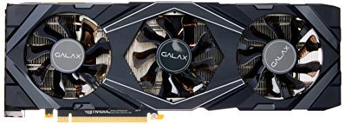 GALAX GeForce® RTX 2080Ti SG (1-Click OC) 11GB GDDR6 352-bit DP*3/HDMI/USB Type-C™ Graphic Card