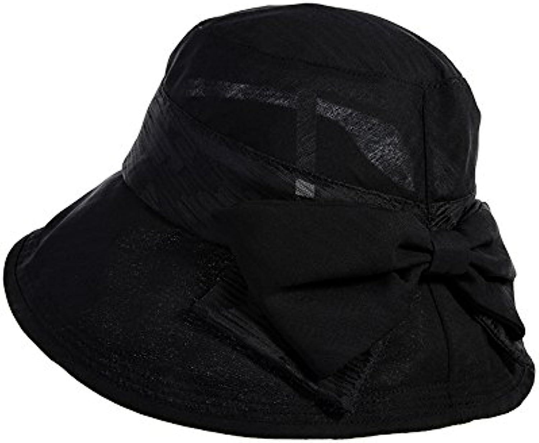 GYH MaoZi MaoZi GYH LJHA Cappello Visiera di Prua Lungo Sunhat Cappello  Estivo da Donna Elegante Cappello Estivo da Pescatore... Parent a053a0 aa9663b43bf6