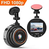 ThiEYE Dash Cam 1080P Full HD Car Camera DVR Dashboard Camera Video Recorder