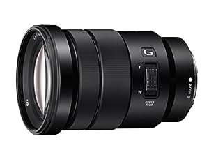 Sony SEL-P18105G G Powerzoom-Objektiv (18-105 mm, F4, OSS, APS-C, geeignet für A6000, A5100, A5000 und Nex Serien, E-Mount) schwarz