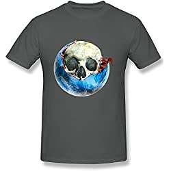 GloriousReturn Men's Jean Michel Jarre Oxygene T-shirt
