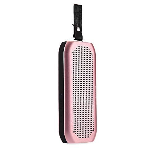 qiyan , 10w Ipx7 wasserdichter Bluetooth Lautsprecher Mini tragbarer Outdoor Lautsprecher Fahrrad Sport Stereo HiFi drahtloser Lautsprecher-in tragbaren Lautsprechern Rosa - Clarion Stereo Bluetooth