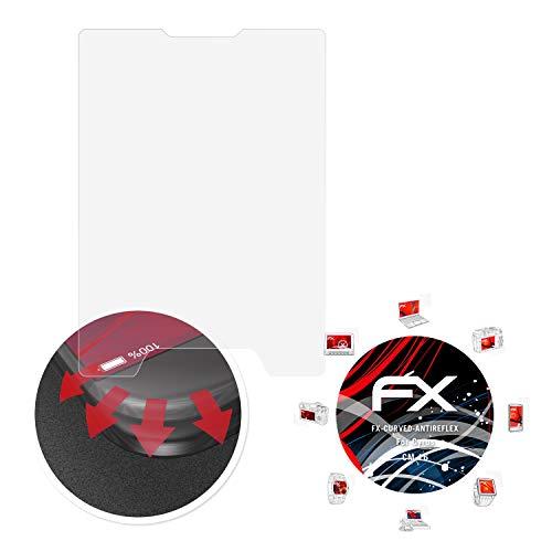 atFolix Schutzfolie passend für Cyrus cm 16 Folie, entspiegelnde & Flexible FX Bildschirmschutzfolie (3X)