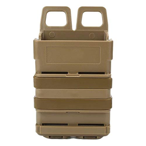 Fast Mag Attach Speed Magazine Pouch 5.56 Molle Strike Holster : Army Green