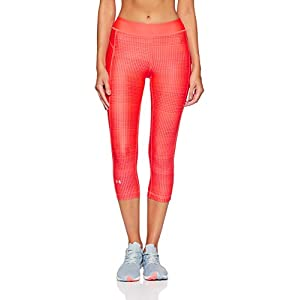 41y6mgwQPZL. SS300  - Under Armour Women's Hg Printed Leggings