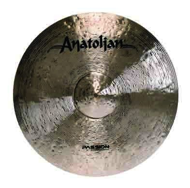 ANATOLIAN CYMBALS APS20LRDE Opiniones PLATO 20 PASSION LIGHT RIDE  COLOR DORADO