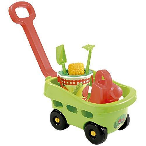 Handwagen Garten mit Eimergarnitur von Ecoiffier 344