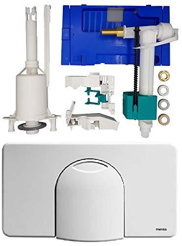 WISA| 2100 Ersatzteile Set inkl. Bedienplatte