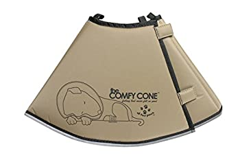 "All Four Paws ""The Comfy Cone"" Halskrause Für Haustiere 0"