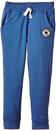 Converse Core Pant-Pantaloni sportivi Bambino    Blue Jay 10-12 Años