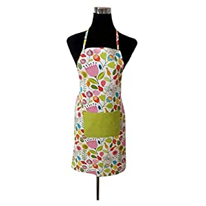 100% Pure Cotton Printed Apron