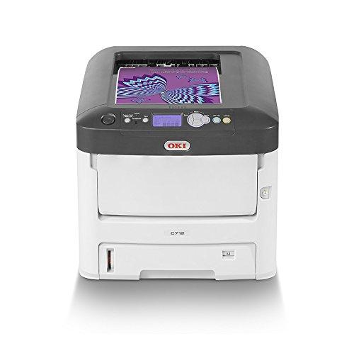 OKI C712n Laserdrucker