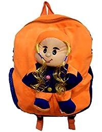 Art-N-Soul Doll Soft Cartoon Toy Cute Kids Plush Backpack/ Birthday Return Gift/ School Bag/ Travelling Carry...