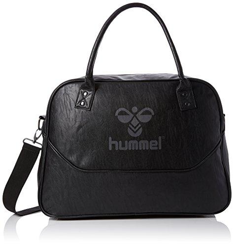 hummel LUGO Big Weekend Bag Tasche, Black, 50 x 39 x 23 cm