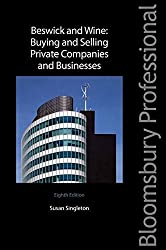 Beswick and Wine: Buying and Selling of Private Companies and Businesses