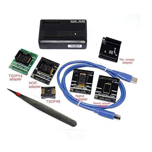 Mouchao Flashcat USB-Programmierer mit SLC NAND Flash-Sockeladapter - TSOP48 (Typ B) -