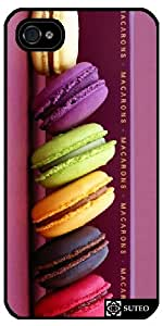 Hülle für Iphone I5/5S – Köstlichen Macarons - ref 385
