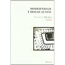 Modernidad Y Holocausto Ne (Libros Del Ciudadano)