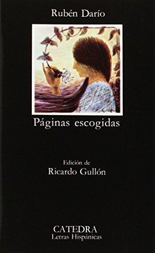 Páginas escogidas: 103 (Letras Hispánicas) por Rubén Darío