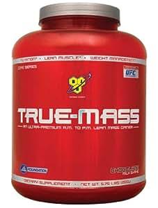 BSN True Mass 2.6kg- Biscuits et la Crème