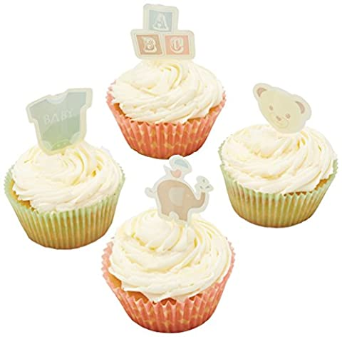 Sweetly Does It Baby Cupcake Kit, Multi-Colour