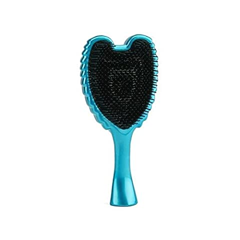 Tangle Angel Hair Brush, Totally Turquoise by Tangle