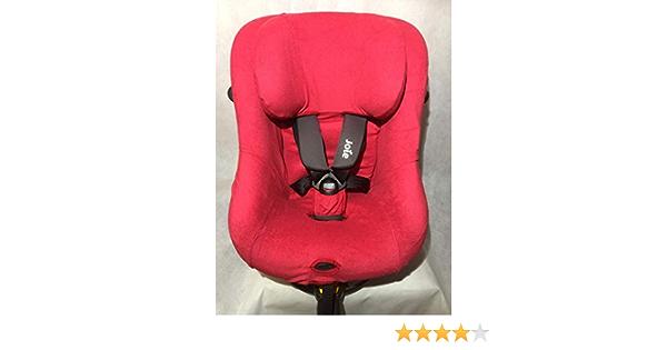Sommerbezug Schonbezug Für Joie Spin 360 Gt Und I Spin 360 Frottee 100 Baumwolle Rot Baby