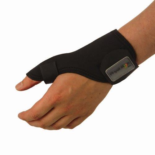PhysioRoom NEUE Daumen Bandage – Daumenschiene, Daumenorthese, Daumenschutz, Daumenbandage Large Links