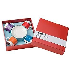 Pantone Espresso Gift Set Kitchen Cookware and Serveware