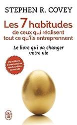 Les 7 habitudes de ceux qui réalisent tout ce qu'ils entreprennent (Format de poche)